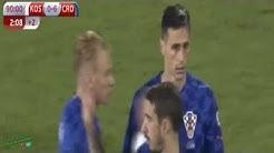 Kosovo vs Croatia 0 6 All Goals & Highlights Oct, 06 2016