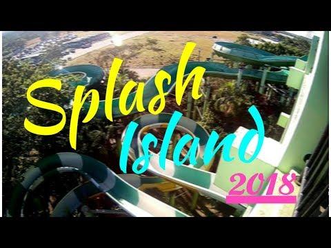 Splash Island 2018