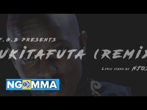L-JAY MAASAI ft. KELELE TAKATIFU - UKITAFUTA (REMIX) Official Lyric Video