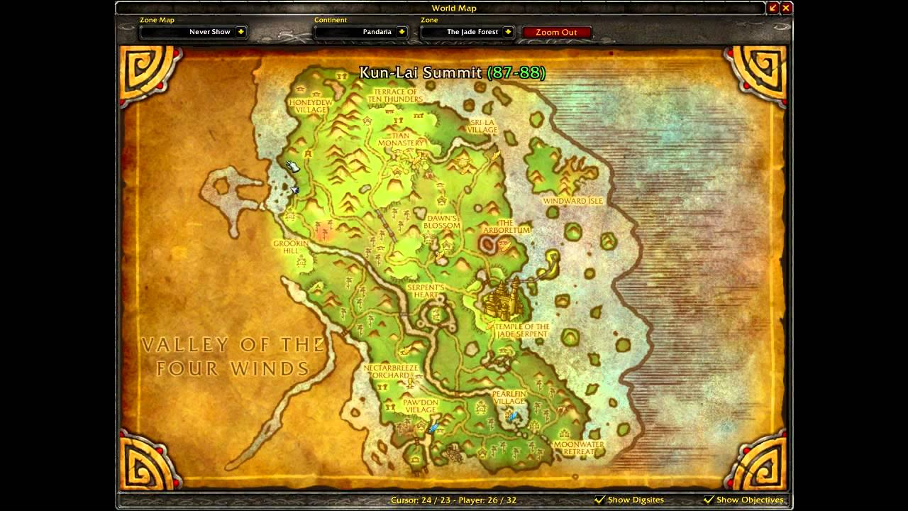 Money in Pandaria Rare Pandaren Artifacts  YouTube