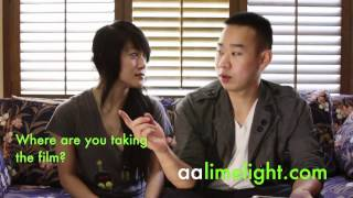 AA Limelight Interview with Julie Zhan and Kane Diep of UPLOADED