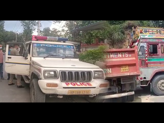 पांवटा में स्मैक तस्कर पुलिस रिमांड पर, सोलन बाइपास पर भिड़े ट्रक और टिपर.....
