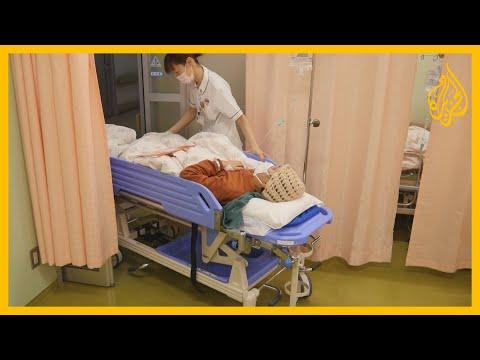 كورونا.. اليابان تعاني من نقص الأسرة في أقسام العناية المشددة  - 15:00-2020 / 5 / 15