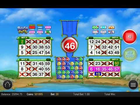 Игровой автомат BUGS PARTY играть бесплатно и без регистрации онлайн