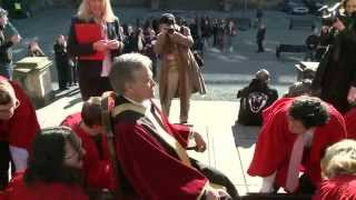 The role of the Rector at the University of Edinburgh