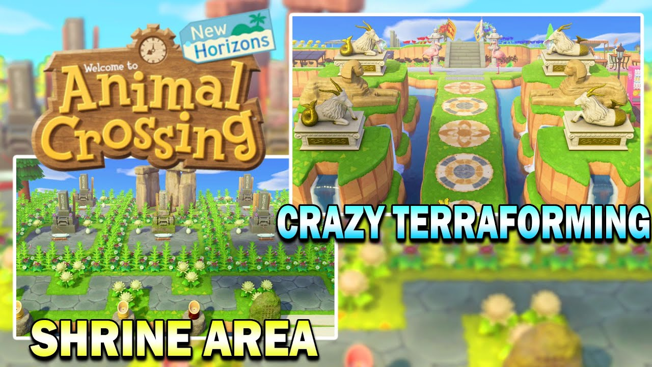 This Island Took Terraforming To A New Level Animal Crossing New