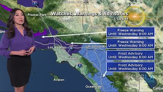CBSLA Afternoon Weather Brief (Feb. 20)