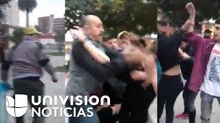 En medio de la lucha por la legalización del aborto, el movimiento de mujeres argentinas denuncia ag