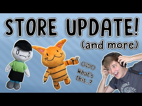 Thumbnail: Store Update/Try Not to Sing/Playing a Video Game About Me (and more)