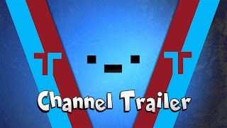 Welcome to My Channel! - Taurtis Channel Trailer