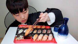초밥(광어&연어&새우) (full) Su…