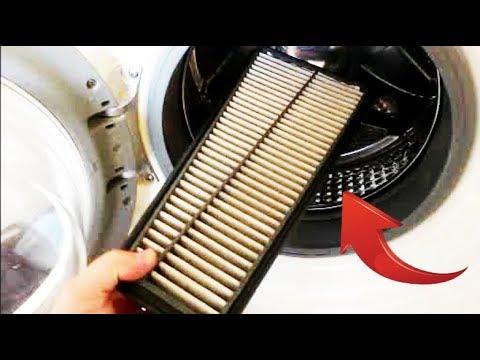 Вопрос: Как почистить воздушный фильтр?