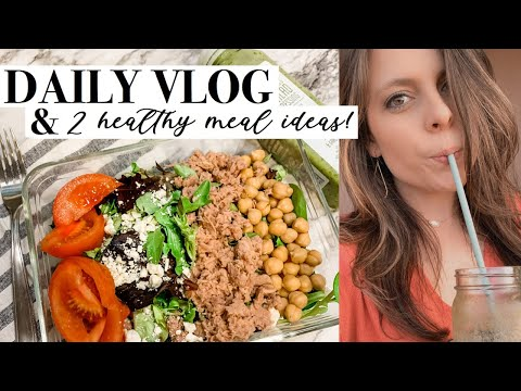 chatty-vlog-2-healthy-&-easy-dinner-ideas!