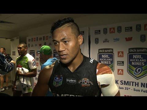 Day 1 - Auckland Nines Game 5 post match: Simona