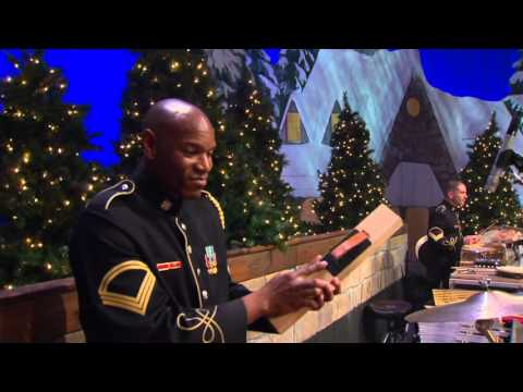 Sleigh Ride | The U.S. Army Band's 2015 American Holiday Festival at DAR Constitution Hall