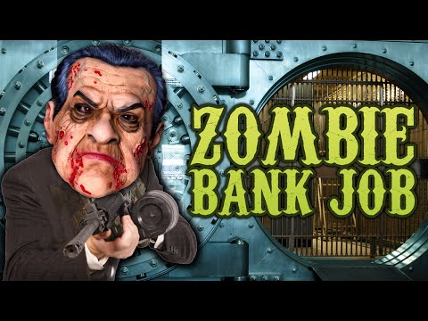 ZOMBIE BANK JOB ★ Call of Duty Zombies Mod (Zombie Games)