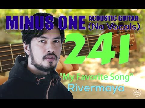 Rivermaya - 241 acoustic minus one cover