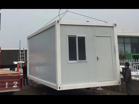 Prefabricated Ready Made Portable Container Houses Homes