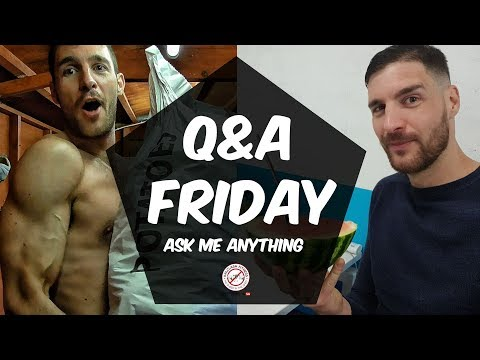 Kalclash Fitness Q&A Friday 19 Jan - running, beets, diet, nutrition vegan diet and more