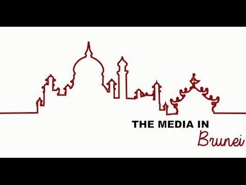The Media in Brunei.