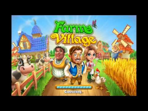 Best Mobile Kids Games - Farm Village - Playday Games