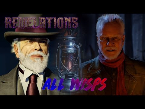 Revelations All Wisps, Dr.Monty & The Shadow Man Quotes! Richtofen was The Shadow Man's Apprentice!