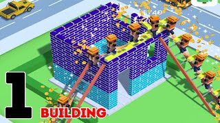 Idle Construction 3D (Basic House) ALL LEVELS