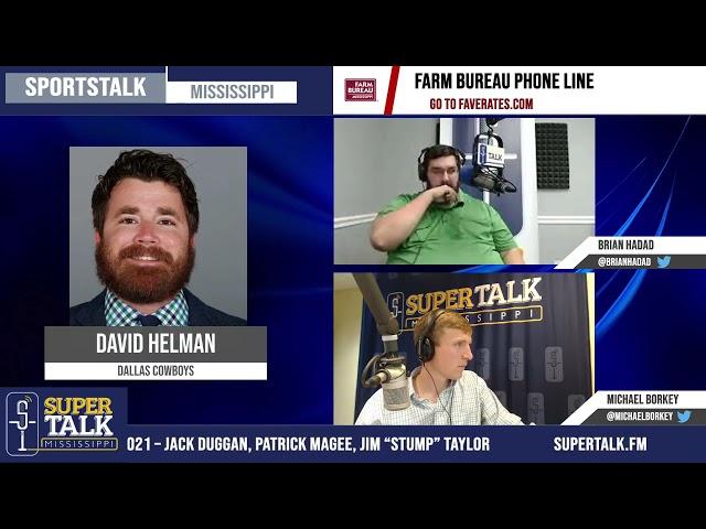 David Helman - Dallas Cowboys