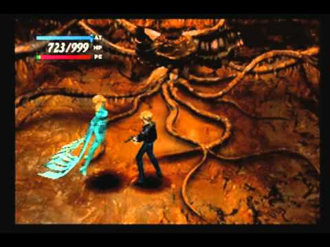 Parasite Eve -- Final Battle with Maya and the Second (bonus) Ending
