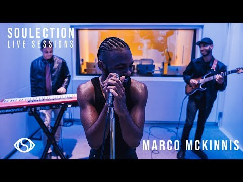 Soulection Live Sessions: Marco McKinnis