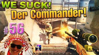 Video WE SUCK #56 - Der Commander wird alt! download MP3, 3GP, MP4, WEBM, AVI, FLV September 2017