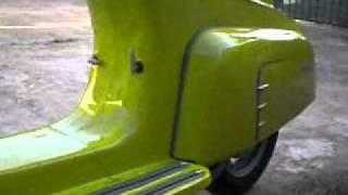 Lambretta j50 sicilia.wmv