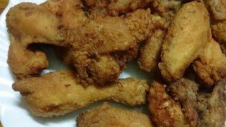 بروست الدجاج بالتوابل الذيذه مره سهلة وبسيطة من قناة المورزليرا (: