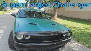Supercharging a V6 Challenger 150+ HP