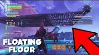 *NEW* FLOATING STRUCTURE GLITCH FORTNITE SAVE THE WORLD