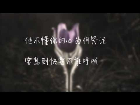 Jason Zhang 张杰 - 他不懂 He doesn't understand (歌词 / Translations)