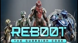 ReBoot: The Guardian Code (Android Game) By A.C.R.O.N.Y.M. digital