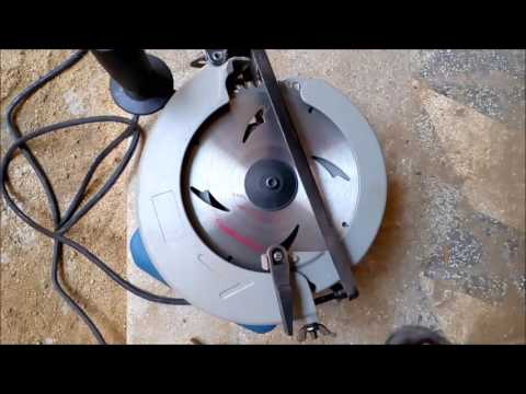 Dong Cheng Circular Saw (Makita Look alike) wood cutter 185mm 7.5 inch Unboxing and Review india