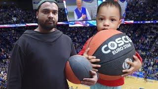 Father-Son Basketball Match Feat. Bapu | 1st Short | Bapukon's Limerick