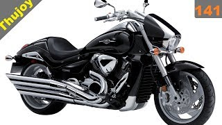 Большие мотоциклы Boulevard m109r