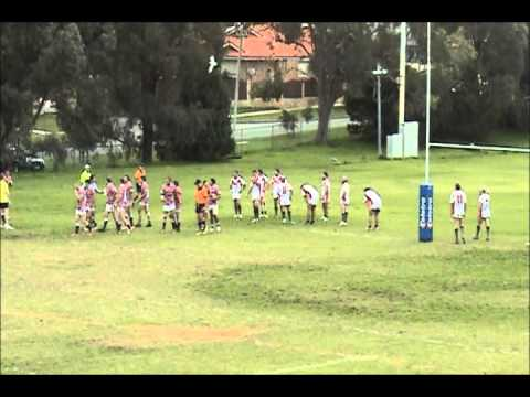 Fremantle Roosters V South Perth Lions Rd 16 First Grade