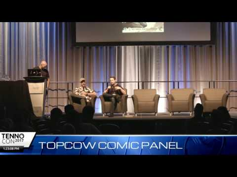 TennoCon 2017 - Top Cow Comic Panel