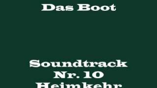 """Das Boot Soundtrack 10 - """"Heimkehr"""""""