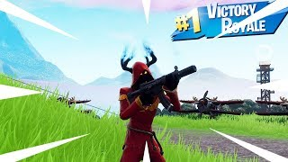 New CLOAKED SHADOW Skin Gameplay In Fortnite Battle Royale...