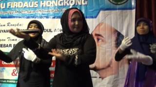 Konser Amal Jdu Firdaus Bersama Hj Bunda Evitamala 20-9-2015