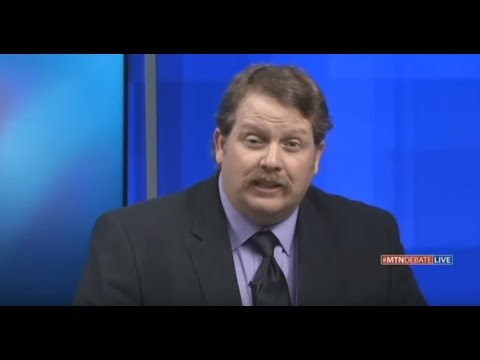May 2017 Special Election U.S. House - Mark Wicks (L) Interview - Montana At-Large