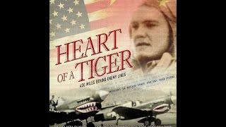 Heart of a tiger: WWII Flying Tigers Movie Trailer