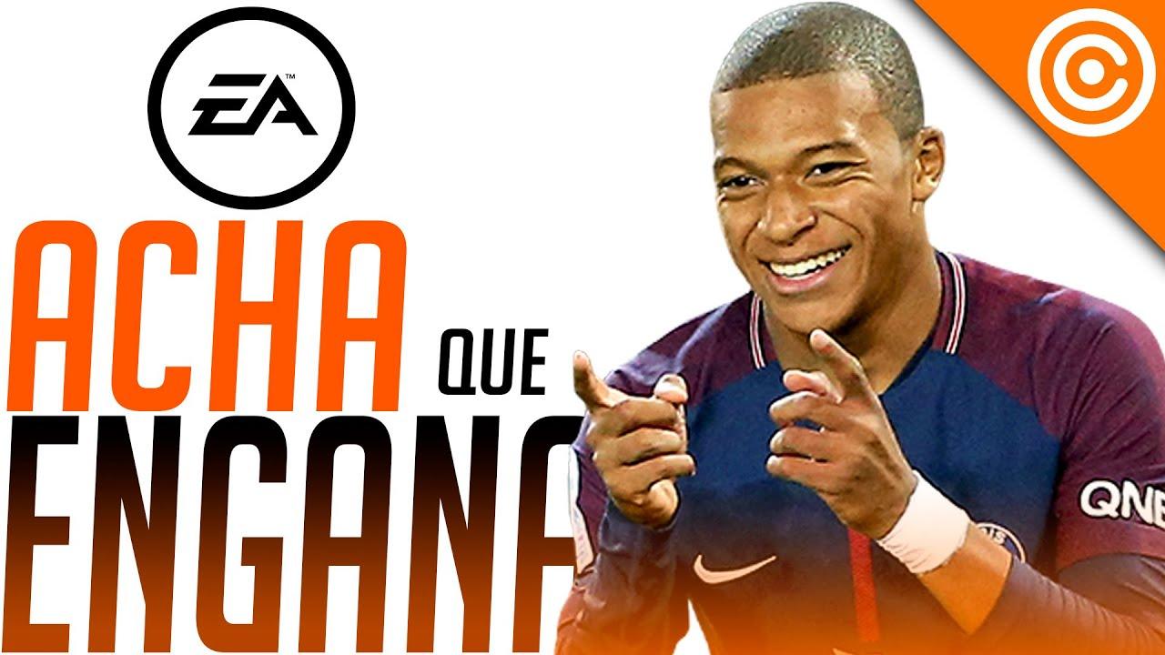EA deu desculpinha FAJUTA para FIFA 21