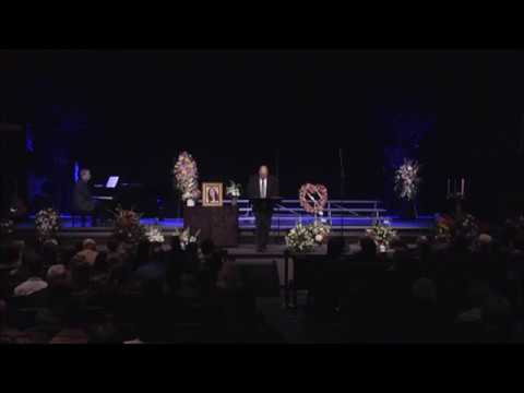 Morgan Cope Memorial Service