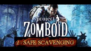 Project Zomboid [Initial Loot Runs]